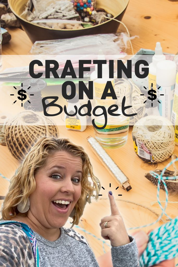 Crafting on a Budget - Cheap DIY Home Decor Painting Projects by Southern A-DOOR-nments