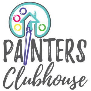 Painter's Clubhouse Membership Group - Learn to Paint Door Hangers with Southern A-DOOR-nments