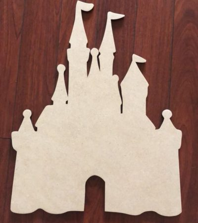 Southern Adoornments Door Hanger Blank - Learn to Paint